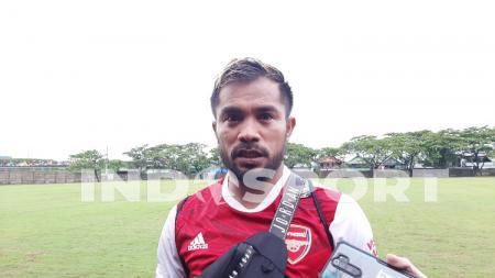 Zulham Zamrun kembali gabung PSM Makassar. - INDOSPORT