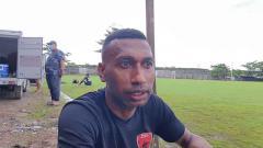 Indosport - Penyerang PSM Makassar, Patrich Wanggai, punya target khusus di Piala Menpora 2021.
