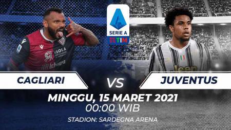 Cagliari vs Juventus. - INDOSPORT