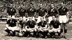 Indosport - Skuad Grande Torino Sebelum Bertanding