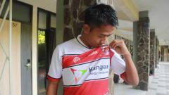 Indosport - Bayu Gatra resmi menjadi bagian Madura United musim 2021.