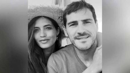 Iker Casillas dan Sara Carbonero mengonfirmasi kabar perceraian mereka. - INDOSPORT