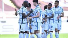 Indosport - Inter Milan diklaim bisa menjuarai gelar Serie A Liga Italia musim ini dengan status klub paling hemat.