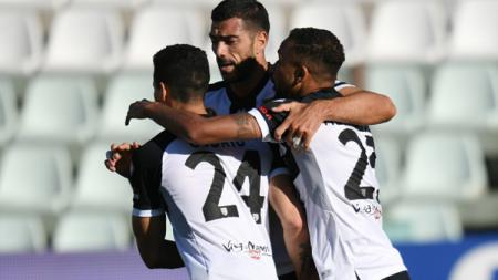 Berikut hasil dan jalannya pertandingan Serie A Italia 2020/21 antara Parma vs AS Roma, Minggu (14/3/21) pukul 21.00 WIB di stadion Ennio Tardini. - INDOSPORT