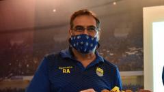 Indosport - Pelatih Persib, Robert Rene Alberts mengaku sudah mengantongi beberapa pemain untuk mengisi satu slot asing Asia.