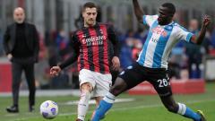 Indosport - AC Milan resmi memulangkan Diogo Dalot ke klub aslinya, Manchester United. Berikut 5 bintang yang bisa jadi penggantinya, termasuk dari Inter Milan dan Napoli.