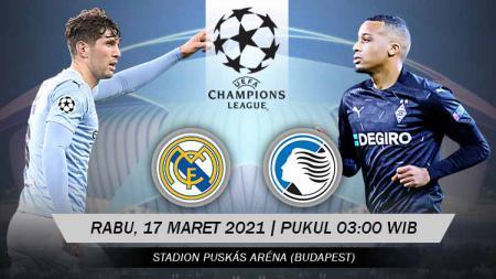 Link Live Streaming Liga Champions: Manchester City vs Monchengladbach - INDOSPORT