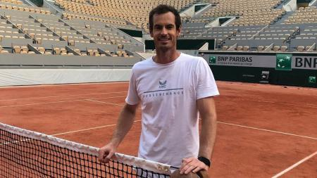 Petenis Inggris, Andy Murray. - INDOSPORT
