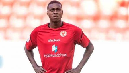 Pemain Madura United, Hugo Gomes dos Santos Silva. - INDOSPORT