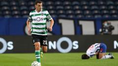 Indosport - Bintang Sporting CP, Pedro Goncalves yang jadi buruan Manchester United.