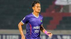 Indosport - Diego Banowo saat masih berseragam Persita Tangerang.