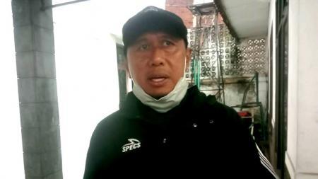 Pelatih Madura United, Rahmad Darmawan, buka suara soal hasil melawan Persik Kediri di Piala Menpora 2021. - INDOSPORT