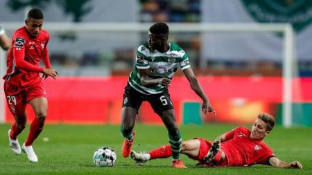 Wonderkid Sporting CP, Nuno Mendes. - INDOSPORT
