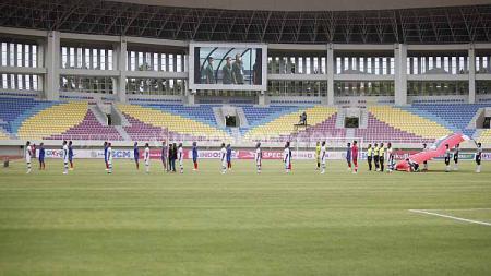 Turnamen Piala Menpora 2021 telah resmi dihelat. - INDOSPORT
