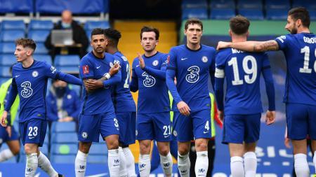 Berikut ini 5 bintang Chelsea yang meredup dan tenggelam di era Frank Lampard, tapi bangkit dan bersinar bersama manajer baru Thomas Tuchel. - INDOSPORT