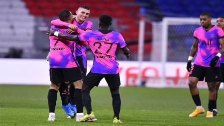 Klasemen Ligue 1 Prancis: Tekuk Lyon, PSG Jegal Lille dari Puncak - INDOSPORT