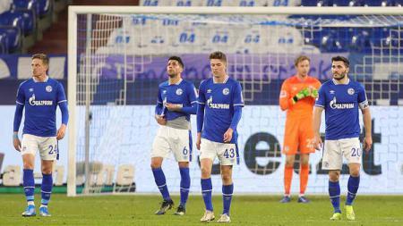 Babak belur sepanjang musim, apa penyebab kejatuhan klub Schalke 04 di kompetisi Bundesliga musim 2020-2021 ini? - INDOSPORT