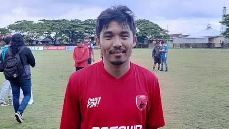 Gelandang PSM Makassar, M Arfan. - INDOSPORT