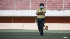 Indosport - Pelatih Bali United, Stefano Cugurra.