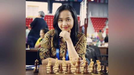 Chelsie Monica Ignesias, pecatur wanita Indonesia. - INDOSPORT