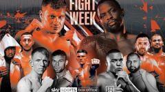 Indosport - Duel rematch Alexander Povetkin vs Dillian Whyte.
