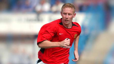 Lee Roche, pemain eks Manchester United. - INDOSPORT