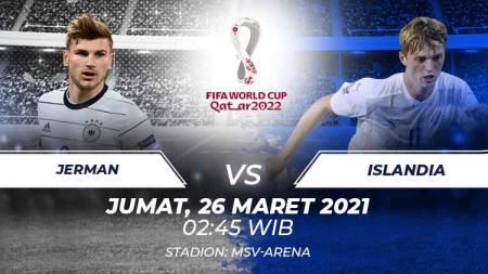 Prediksi Kualifikasi Piala Dunia Jerman vs Islandia: Laga Tim Sial - INDOSPORT