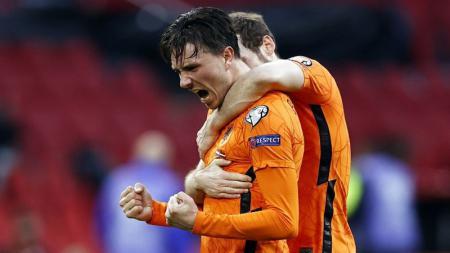 Link Live Streaming Kualifikasi Piala Dunia 2022: Gibraltar vs Belanda. - INDOSPORT
