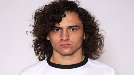 Pemain muda Valencia, Fabio Blanco - INDOSPORT