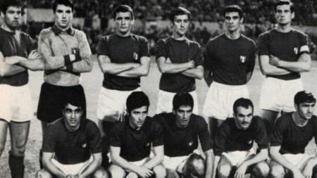 Melihat kiprah Timnas Italia di ajang Euro alias Piala Eropa. - INDOSPORT