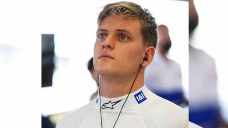 Mick Schumacher, pembalap tim Haas. - INDOSPORT