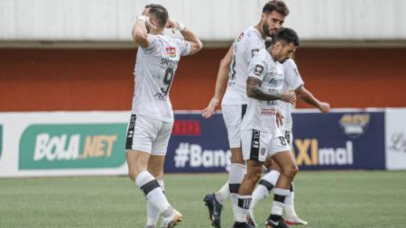 Striker Bali United, Ilija Spasojevic. - INDOSPORT