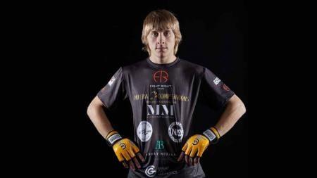 Paddy Pimblett, petarung asal Inggris yang baru gabung UFC. - INDOSPORT