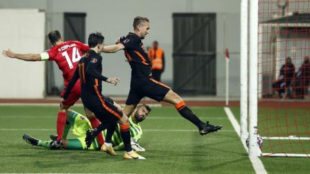 Belanda tanpa ampun mengamuk dan berhasil menggunduli Gibraltar dengan skor telak 0-7 dalam laga Kualifikasi Piala Dunia 2022 Grup G zona Eropa. - INDOSPORT