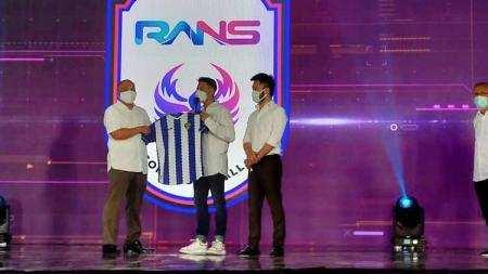Klub Liga 2, Rans Cilegon FC masih terus melakukan seleksi pemain untuk melengkapi skuat jelang Liga 2 2021. - INDOSPORT