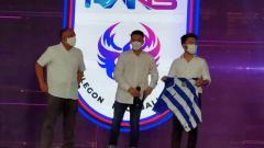 Indosport - RANS Cilegon FC terus membangun kekuatan jelang tampil di kancah Liga 2.