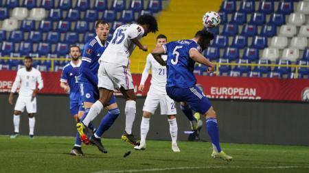 Hasil Kualifikasi Piala Dunia 2022: Prancis vs Bosnia - INDOSPORT