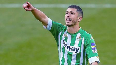 Arsenal memburu Guido Rodriguez di bursa transfer musim panas. Bintang Real Betis ini bisa jadi pengganti Granit Xhaka yang bakal hengkang ke Bundesliga. - INDOSPORT