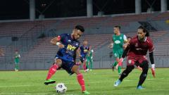 Indosport - Sabah FC Belum Bayar Gaji, Saddil Ramdani dkk Lakukan Aksi Mogok Latihan.