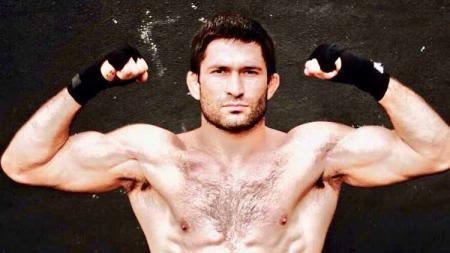 Khetag Pliev, petarung MMA asal Rusia - INDOSPORT