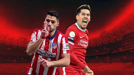 Liverpool dan Atletico Madrid Barter Suarez-Firmino, Siapa Diuntungkan? - INDOSPORT