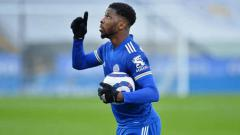 Indosport - Kelechi Iheanacho, Pemain Leicester City.
