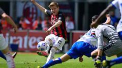 Indosport - Pelatih AC Milan, Stefano Pioli, buka suara usai timnya diimbangi oleh tim papan tengah, Sampdoria, pada laga pekan ke-29 Liga Italia 2020-2021.