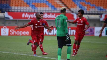 Persik vs Madura United - INDOSPORT