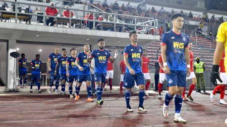 Gol cantik jarak jauh dari rekan setim Saddil Ramdani di Sabah FC, Park Tae-su, di laga pembuka Piala Malaysia 2021 mendapatkan sorotan dari FIFA. - INDOSPORT