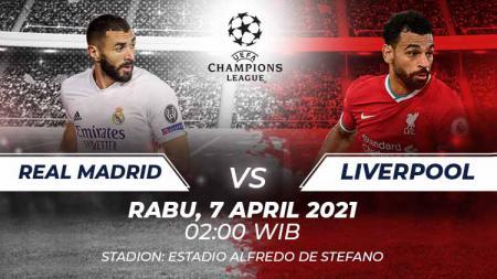 Berikut 3 alasan Liverpool akan bisa mengalahkan Real Madrid di perempat final Liga Champions musim ini dan membalaskan dendam kekalahan di final 3 tahun lalu. - INDOSPORT