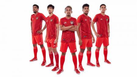 Official Jersey Home untuk Tim Nasional Futsal Indonesia - INDOSPORT