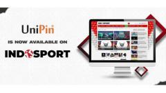 Indosport - Indosport.com bekerja sama dengan UniPin dalam menyediakan layanan top-up.