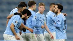 Indosport - Klasemen Liga Inggris hari ini, Manchester City masih bertahan di puncak.