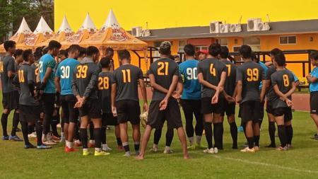 Skuat Sriwijaya FC untuk Liga 2 musim 2021. - INDOSPORT